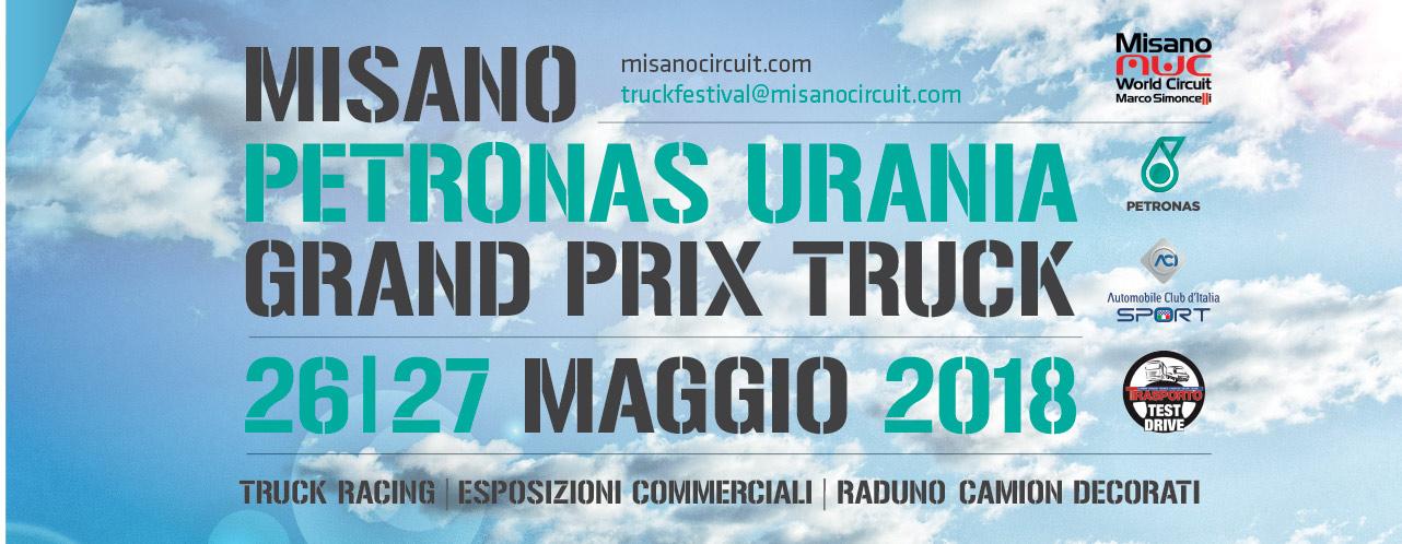 Misano Grand Prix Truck